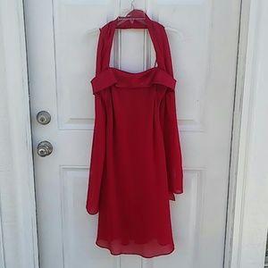 Niki Livas evening gown